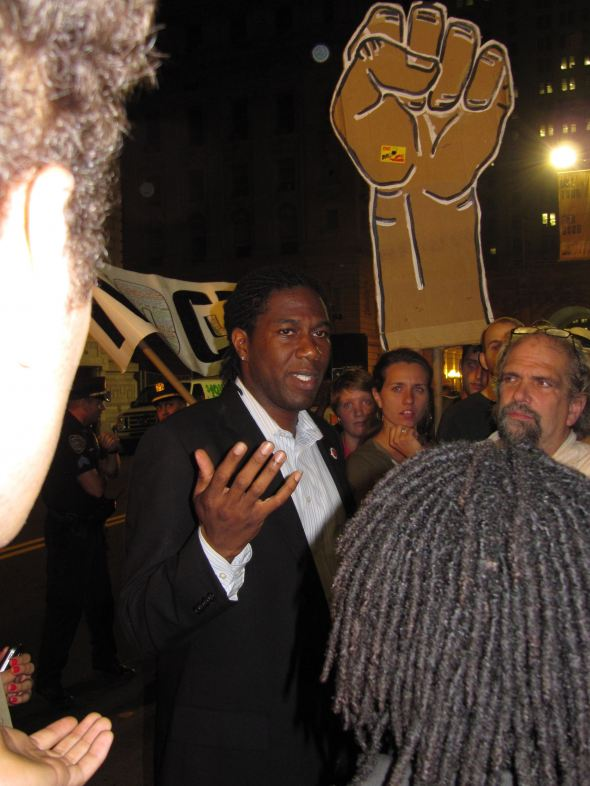 "Jumaane Williams: ""You have to keep fighting"""