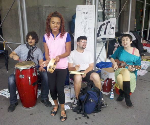The Sidewalk Serenaders